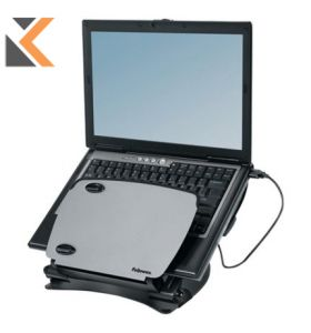 Fellowes Professional Series Laptop Workstation With USB - [80246]