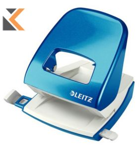 Leitz NeXXt Wow 5008 Series 2 Hole Punch Blue - [30 Sheet]