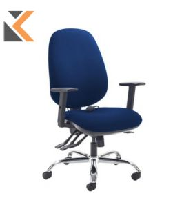Jota Ergo High Back Managers Blue Chair