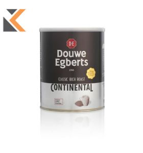 Douwe Egberts Continental Rich Roast Instant - [Tin 750G] Coffee
