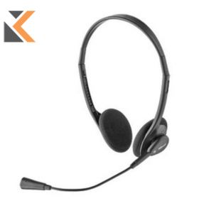 Primo Chat Binaural Headset For - [PC And Laptop]
