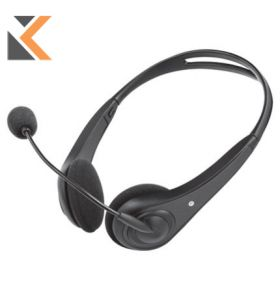Insonic Chat Binaural Headset For - [PC And Laptop]