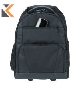 """Targus Rolling Laptop Computer Backpack On Wheels Fits - [15.6"""" Laptops]"""