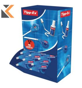 Tipp-Ex Easy Correct Roller - [Box of 15 + 5 Free]