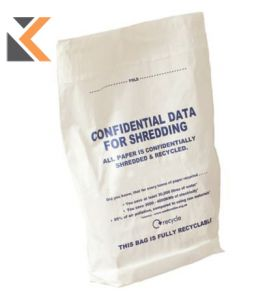 SHREDDING SERVICE BAGS - [PACK of 5]