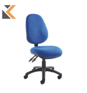 Vantage Operator Blue Chair