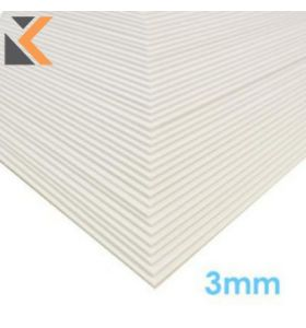 Foamboard 3Mm White Pk40 - [762X1016]