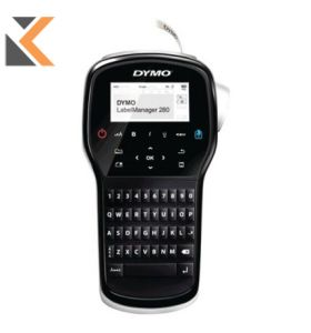 Dymo LabelManager 280 Rechargeable QWERTY Label Maker