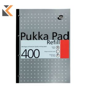 Office White 203 X 127mm Memo Pads (Ruled) - Pack of 12 [12 X 80 Sheets]