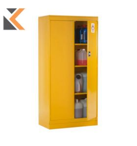 Hazardous Substance Storage Cupboard - [1905H X 915W X 515D]