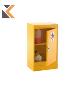 Hazardous Substance Storage Cupboard - [770H X 450W X 300D]