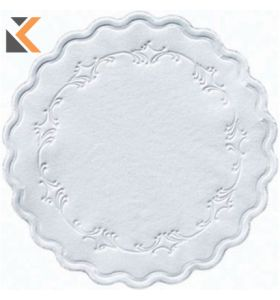 Duni White 9 Ply Coasters - [Pack of 250]