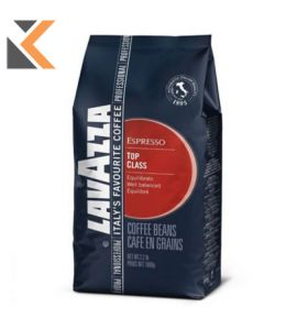 Lavazza Top Class Coffee Bean Pouch - 1Kg