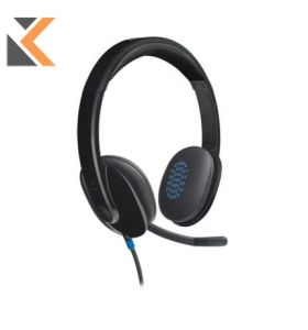 Logitech Binaural USB PC Headset - [H540]