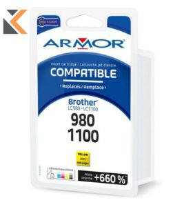 Armor-K12447 I/J Brother Y - [Lc980-1100Y]