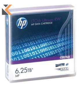 HP - [C7976A] LT06 Ultrium Data Cartridge 6.25 Tb