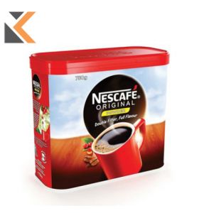 Nescafé Original Instant Coffee Powder - [Tin 750G]