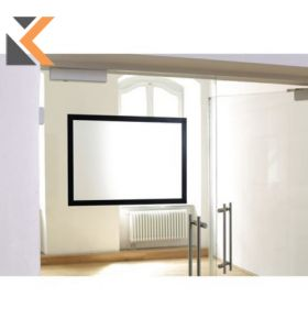 Durable Duraframe Self-Adhesive Poster Black A2