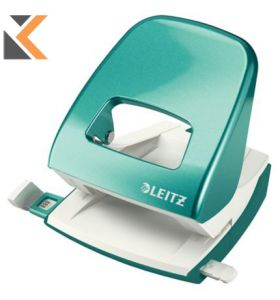 Leitz NeXXt Wow 5008 Series 2 Hole Punch ICE Blue - [30 Sheet]