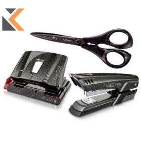 Maped Advanced Promo Pack - [Stapler And Hole Punch]