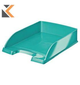 Leitz Wow - [5226] Letter A4 Tray ICE Blue