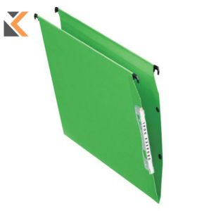 Esselte Pendaflex A4 Green Lateral Suspension Files V Base - [Box of 25]