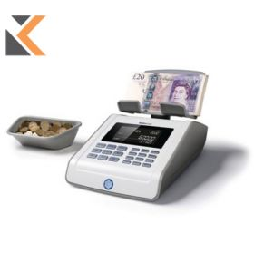 Safescan - [6185] Money Counting Scale - CE Approved