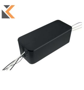 Cep 223411 Cable Tidy Box XL - [Black]