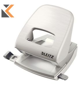 Leitz NeXXt Style 5006 Series 2 Hole Punch Arctic White - [30 Sheet]