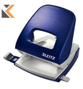 Leitz NeXXt Style 5006 Series 2 Hole Punch Titan Blue - [30 Sheet]