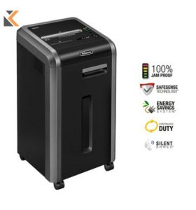 Fellowes Powershred 225Ci Shredder Cross Cut - [P-4 60L]