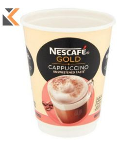 Nescafe And Go Cappuccino - [140G] Pk8