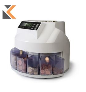 Safescan - [1200] Coin Counter & Sorter Euro
