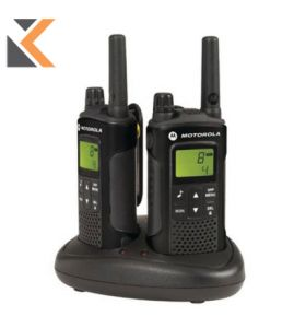 Motorola XT180 Twin Radio - [Pack of 2 Radios]