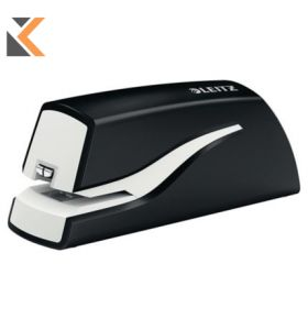 Leitz NeXXt Series 5566 Battery Black Stapler - [10 Sheet]