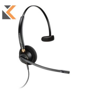 Plantronics Monaural Phone Headset Encorepro - [HW510]