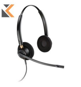 Plantronics Binaural Phone Headset Encorepro - [HW520]