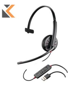 Plantronics - [204440-02] Blackwire C315.1 LY Headset