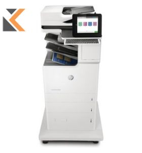 HP Colour Laserjet Enterprise Flow M682Z -  [J8A17A] A4 Multifunction Printer