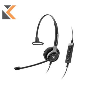 Sennheiser Premium Monaural Headset Telephone With Easy Disconnect