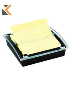 Post It DS440-SSCYL Millennium Dispenser + 1 Z-Note Ruled