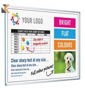 Magiboards Customised Whiteboard - [1200mm X 900mm]