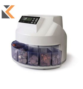 Safescan - [1250] Coin Counter And Sorter