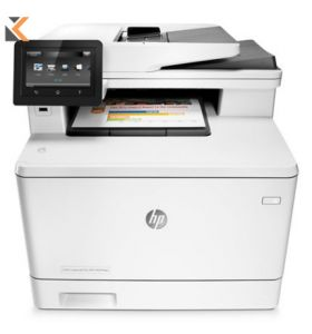 HP - [M477FDW] CF379A Colour Laserjet A4 Multifunction Printer
