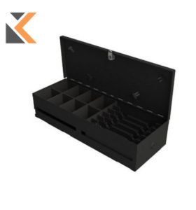 Cash Drawer Insert With Lid