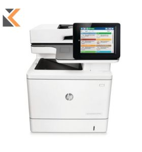 HP Colour Laserjet Enterprise M577DN - [B5L46A] A4 Multifunction Printer