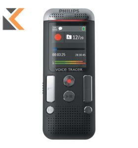 Philips - [DVT2710] Voice Recorder Digital