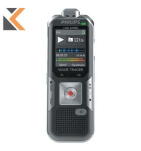 Philips - [DVT6010] Dig Voice Tracer Note Taker