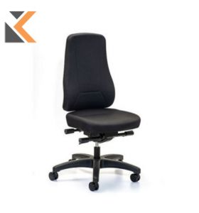 Interstuhl Younico - [2456] Black Synchrone Chair