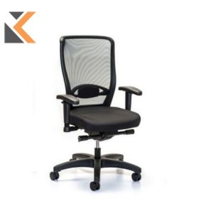 Interstuhl Younico - [3476] Black Synchrone Chair